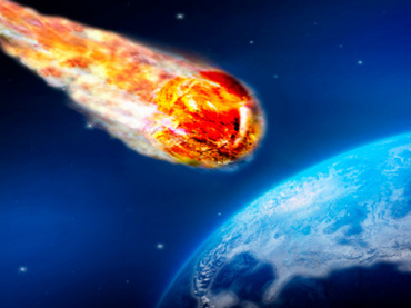 dangerous asteroid heading to the Earth was spotted by stargazers three years after it had got onto its current orbit